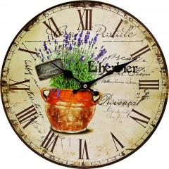 Mi Casa klok Lavendel Pot 20451