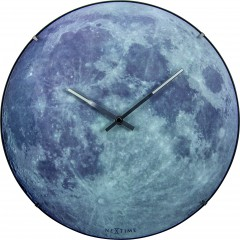 Nextime klok Moon Dome 3164