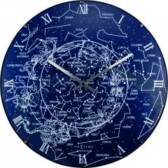 Nextime klok Milky Way Dome 3165