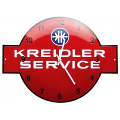 Emaille klok Kreidler KLK-07