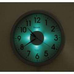 Saxon Wandklok Light Sensor 275182