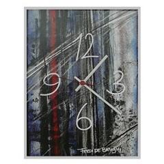 Wandklok 2474