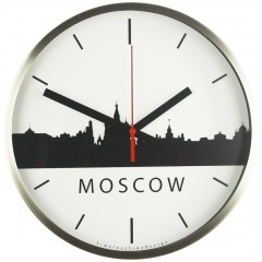 TTD Moscow Skyline
